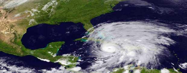 Hurricane Sandy Radar Map